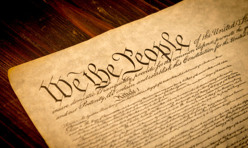 The Constitution Was Created To Govern the Government