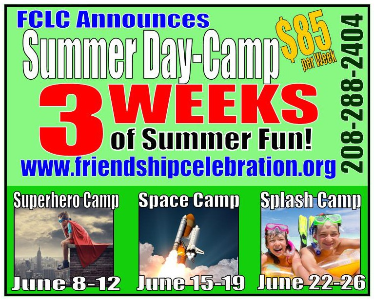 FCLC Summer Day Camp