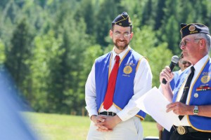 2015 American Legion Memorial Day Service