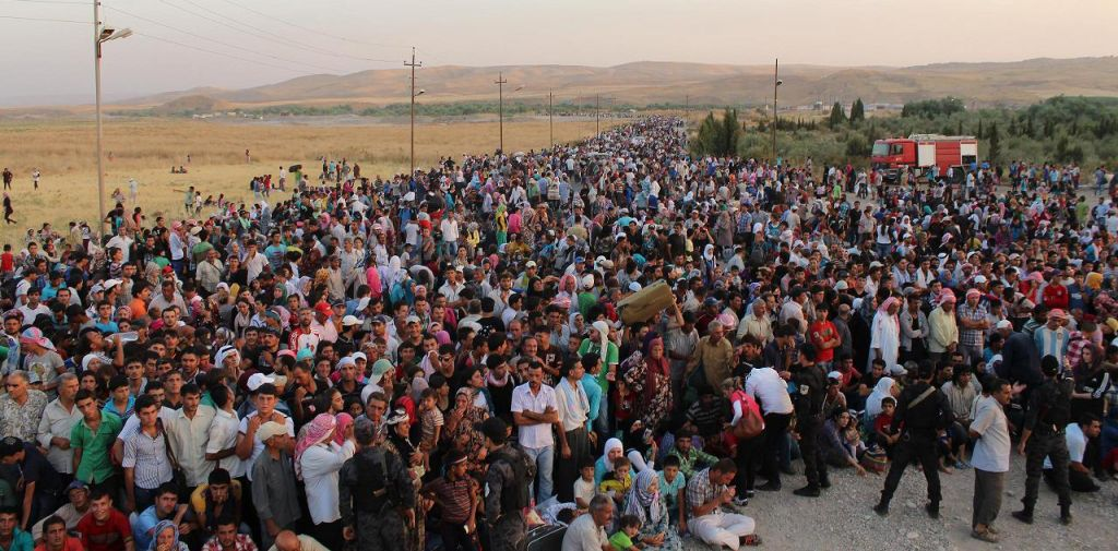 Idaho Braces for Wave of 2000 Islamic Syrian Immigrants