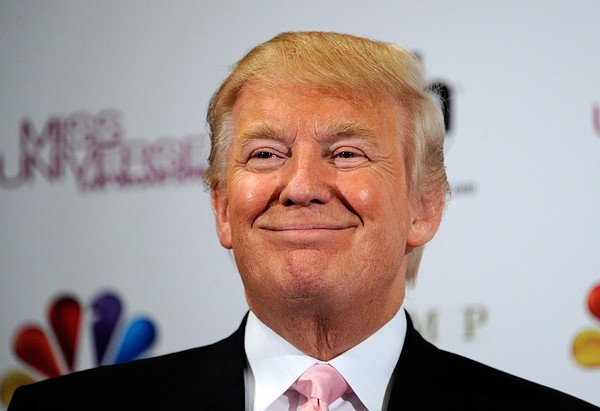 Donald Trump's Mouth Is a Nuclear Weapon