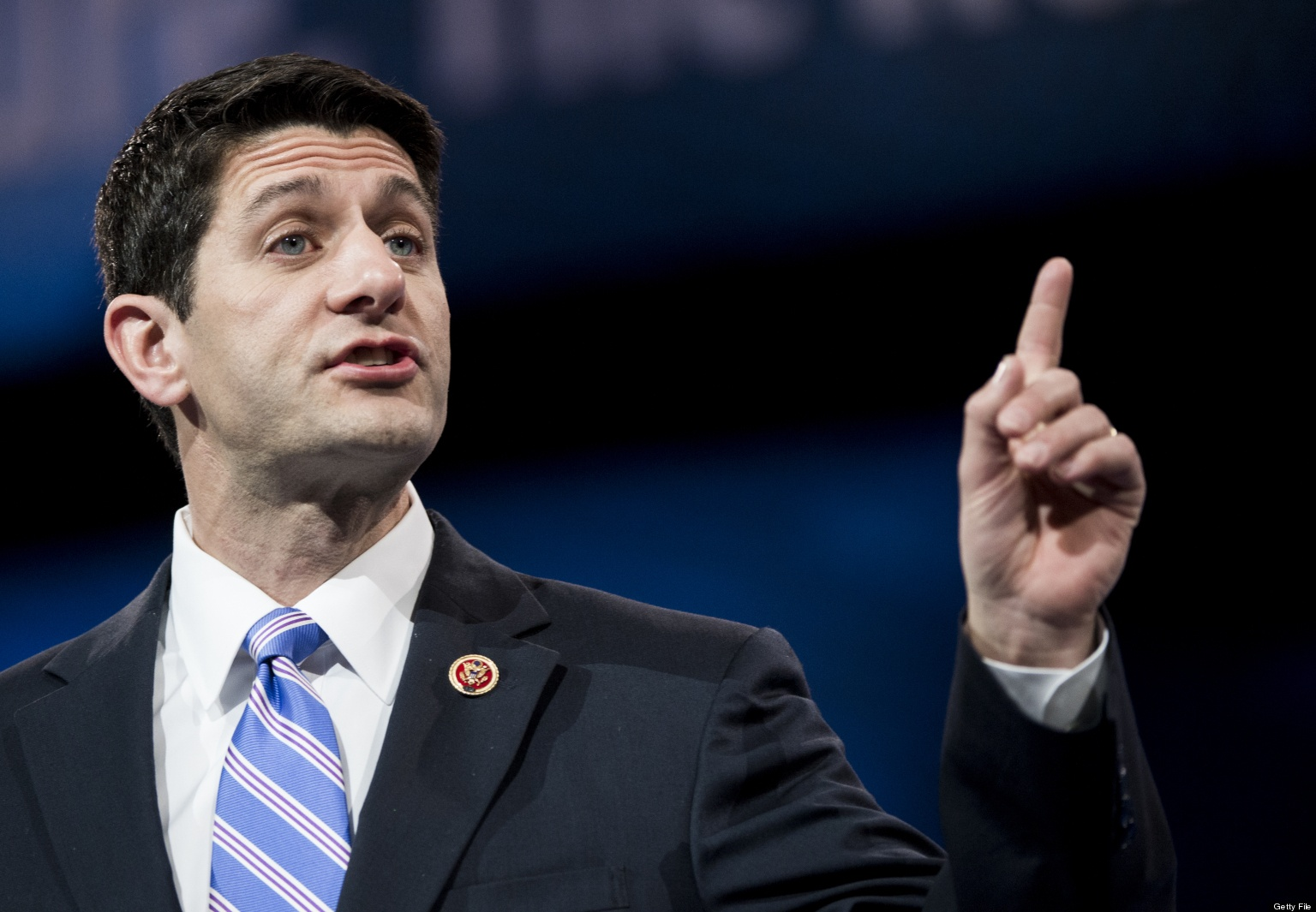 Why Paul Ryan as House Speaker?