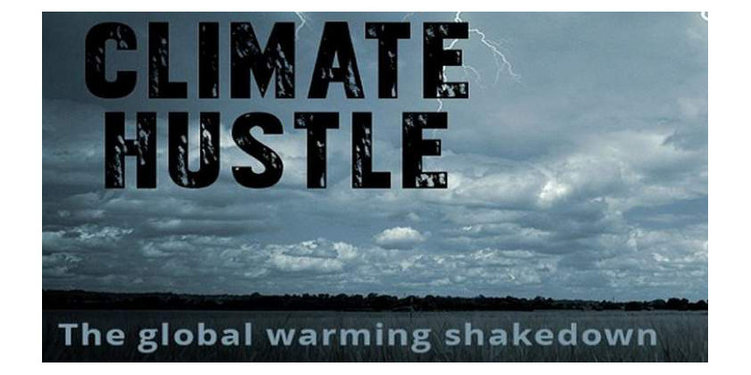 Documentary 'Climate Hustle' Exposes Global-warming Con Job