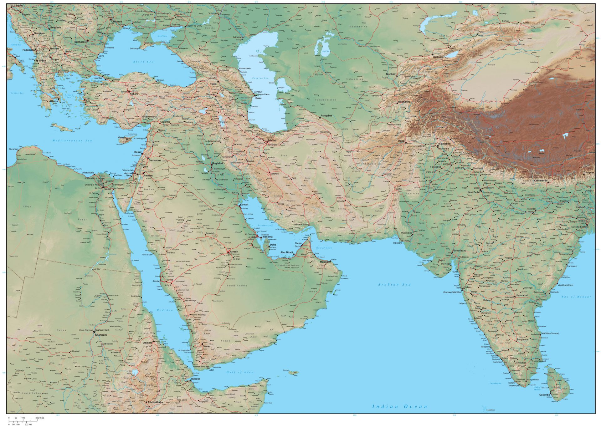 A Biblical Perspective on the Middle East Conflict