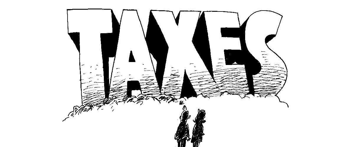 Higher Taxes Continue to Stress Our Idaho Citizens