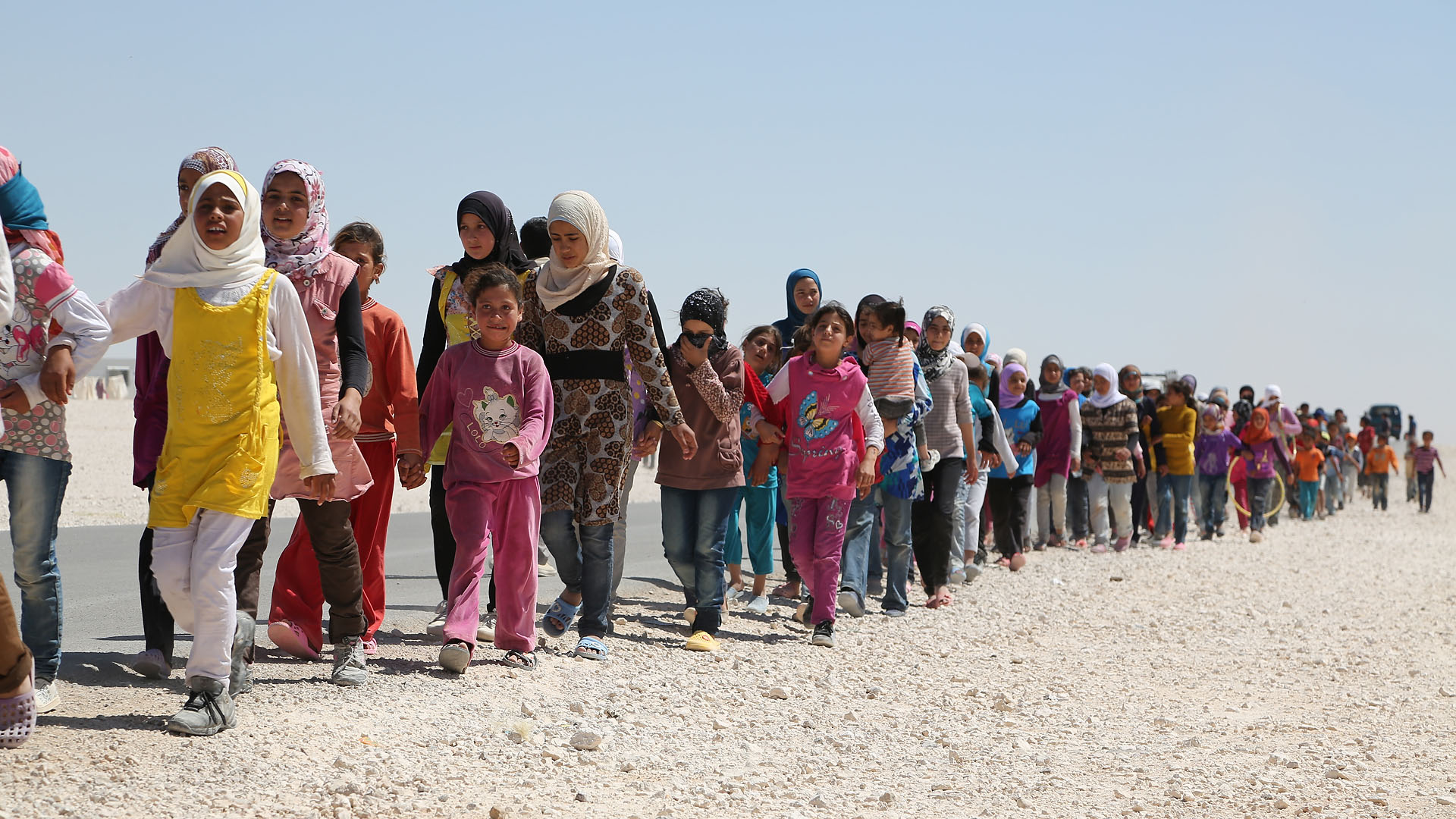 Event: Bill Jasper on the agenda behind the refugee crisis