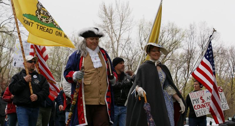 2016 Patriots Day Rally – April 19