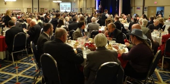 Kootenai County GOP Holds 'Lincoln Day Dinner' Without a Shot Fired