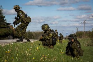 "NATO forces participate in Exercise ""Steadfast Javelin"" in Estonia in May of 2015. Estonia is one of several former ""Soviet satellite countries"" assured it will remain independent because of NATO's security guarantee. This mattered when Russia invaded Ukraine. (Image Courtesy of NATO)"