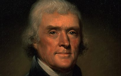 Laws of Nature – Thomas Jefferson