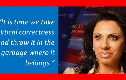 Brigitte Gabriel is coming to Twin Falls, Idaho
