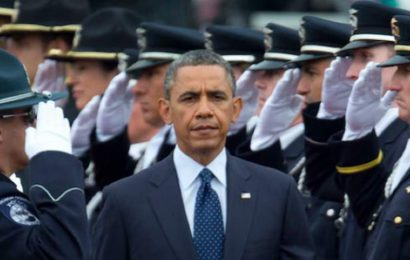 Obama and Allies Seek to Nationalize Local Police