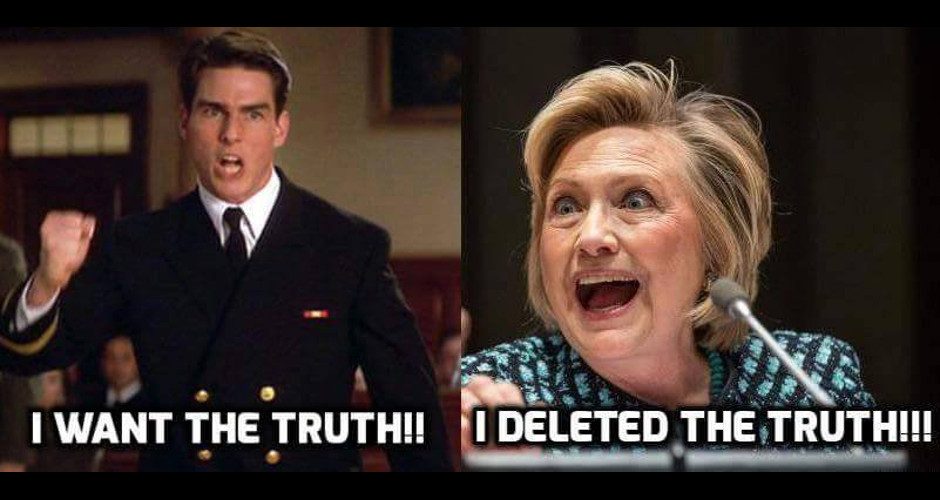 If Hillary didn't mishandle classified information, no one can