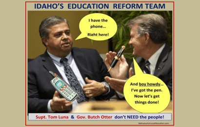 The Idaho Education Network mess goes from SNAFU to FUBAR