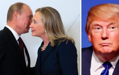 Who's in Putin's Pocket — Clinton or Trump?