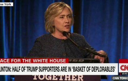 I Am One of Hillary's 'Basket of Deplorables'