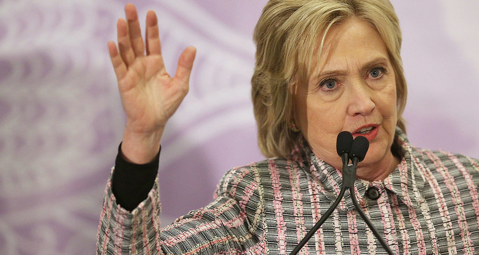 Hillary Clinton's radical strategy to make America unrecognizable