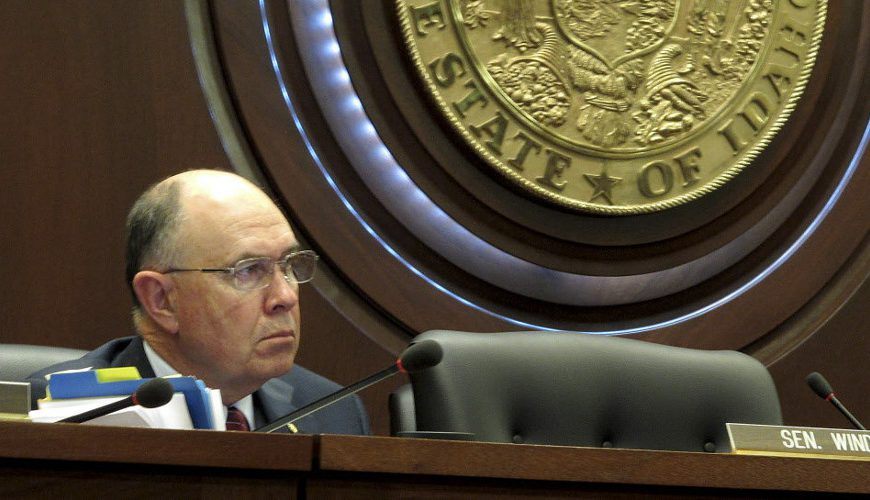 Chuck Winder and Idaho's Reform-less Government