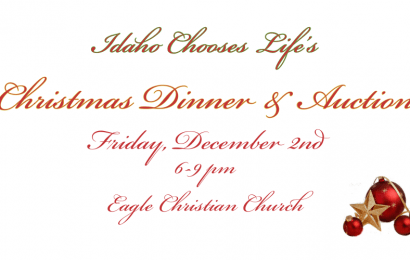 Idaho Chooses Life's Christmas Dinner & Auction
