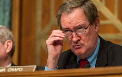 Senator Crapo Against Legalization of Recreational Marijuana