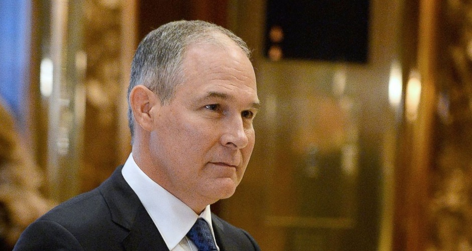 Trump Picks Okla. Attorney General to Lead EPA: Big Win for Climate Realists, Constitutionalists