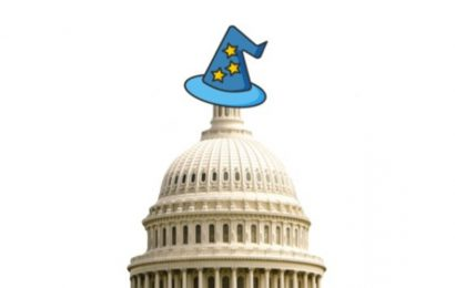 Congressional 'Magic' vs. the Constitution