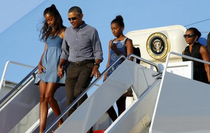 Obama Family's Taxpayer-Funded Travel Exceeds $96 Million