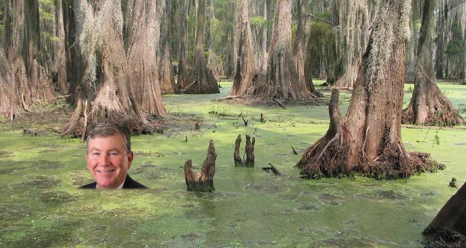 Swimming with the Gators in Idaho's Legislative Swamp