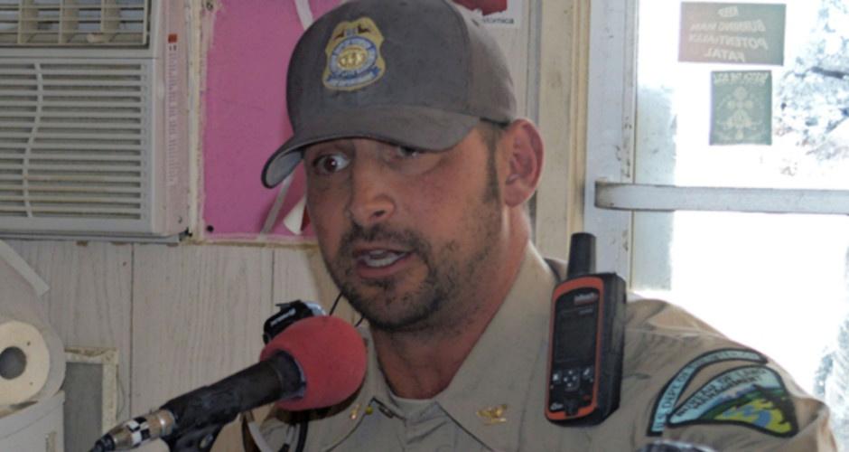 BLM Agent Daniel P. Love Named in Investigation