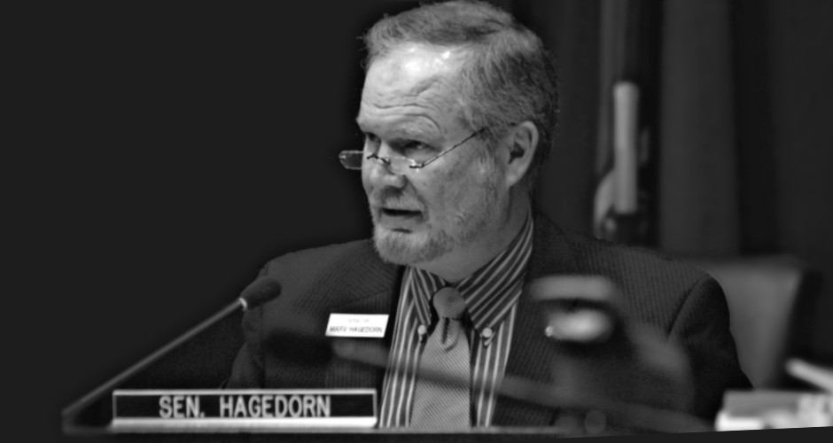 Senator Hagedorn Knows Best about Article V Convention?