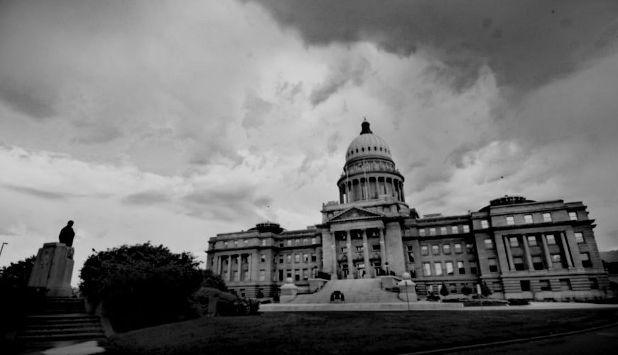 Exposing the Truth about Idaho's Morally Bankrupt Legislative Leadership