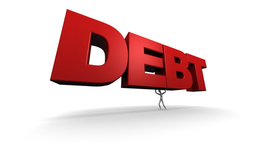The Cycle of Debt & A Salt Free Diet