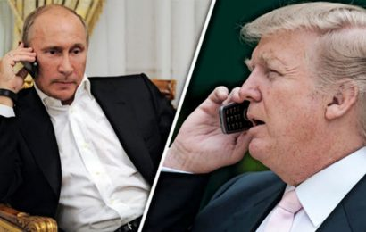 Definitive proof that Trump colluded with the Russians (Satire)