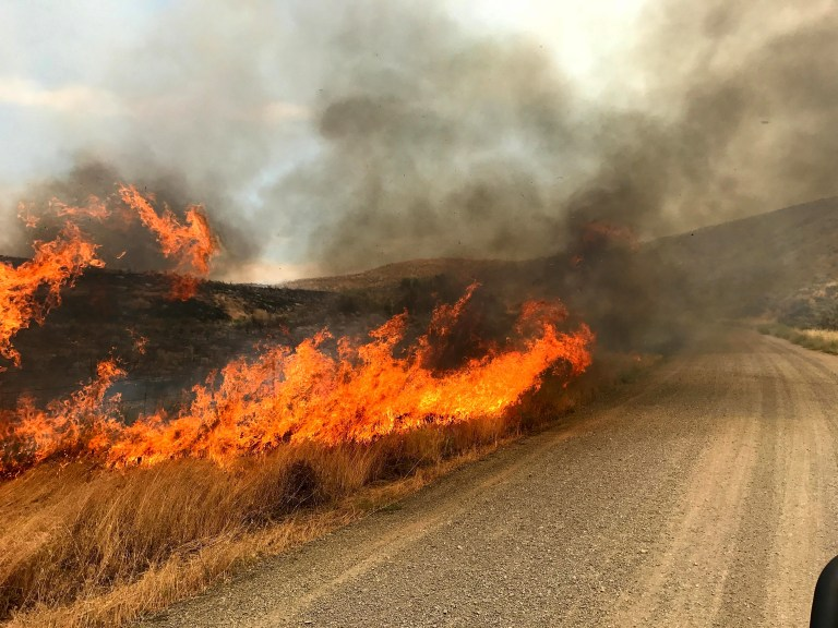 wildfires ravage 3 2 million acres in 2017  and it u0026 39 s only july