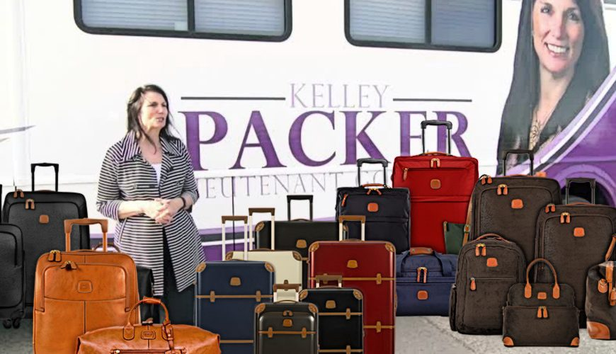 Time for Rep. Kelley Packer to Pack her Baggage and Find a Real Job