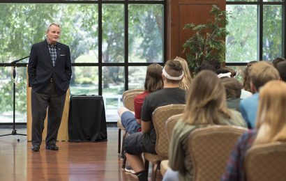 'Liberty and Character' at Northwest Nazarene University