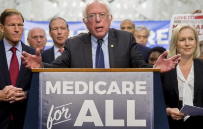 Outsiders vs. Insiders: Single-payer 'Berniecare' shows how far left the Democrats have shifted