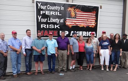 PHOTOS: Tim and Karen Kastning Host Russ Fulcher Meet & Greet in Rathdrum, Idaho
