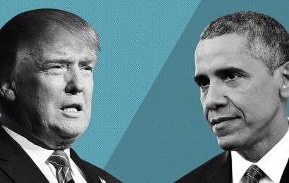 Is Obama Behind this Coup versus President Trump?