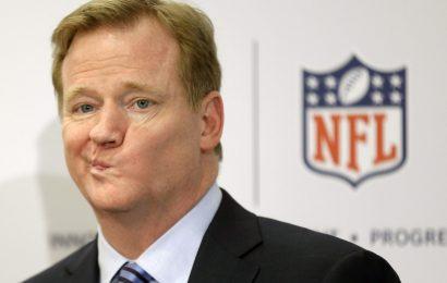 Donald Trump 35 — NFL 0
