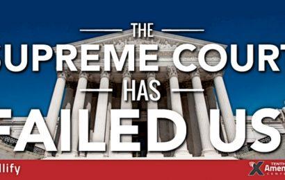 The Supreme Court – isn't
