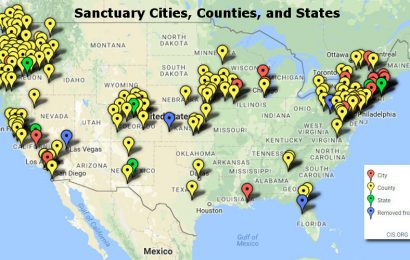 The Humanitarian Hoax of sanctuary cities: Killing America with kindness