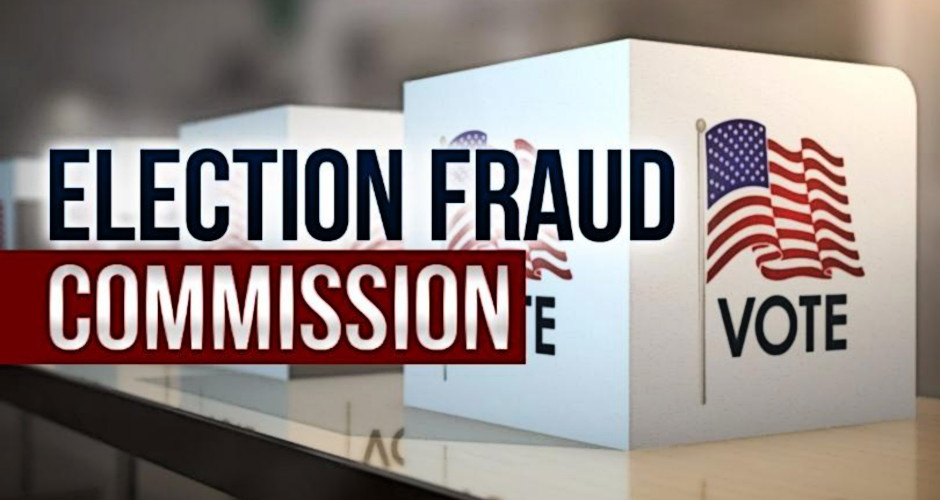 President Trump's Federal Election Fraud Commission