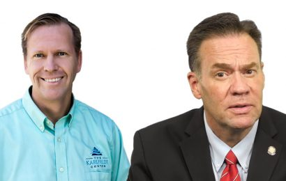 PODCAST: Sen. Russ Fulcher and Dr. Michael Karlfeldt
