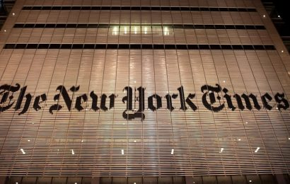 Shocker: New York Times Writes Positive Article on Roy Moore