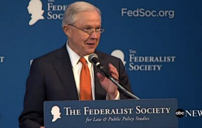 Restoration Of The Rule Of Law: Sessions Ends Obama-Era Backdoor Law Making