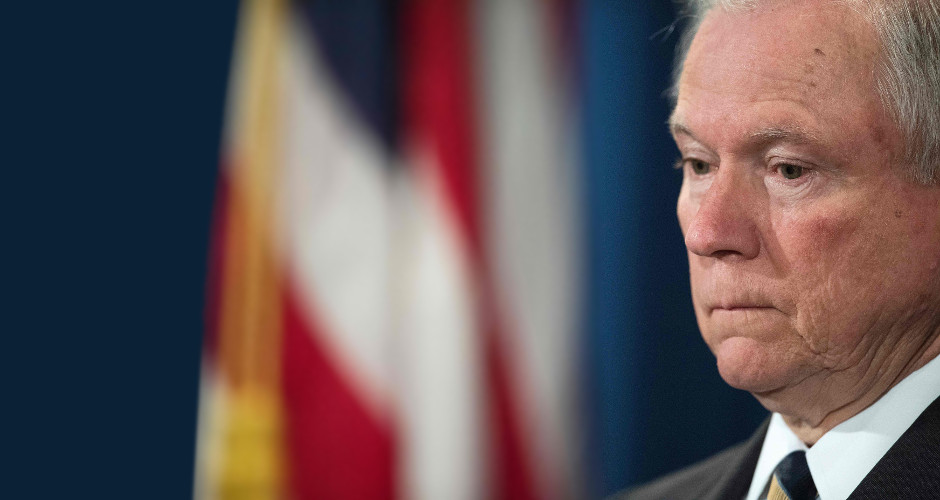 A.G. Sessions: Inept or Establishment 'Deep Mole'?