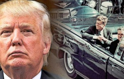 The Communists Killed Kennedy – Now President Trump's life is in danger!