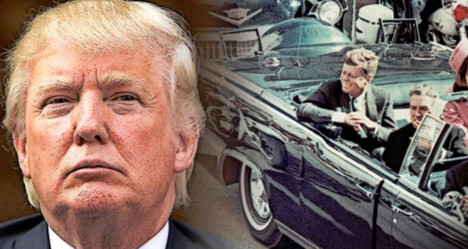 The Communists Killed Kennedy - Now President Trump's life is in danger!