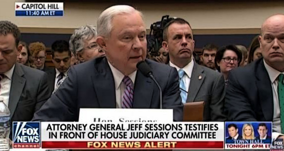 AG Jeff Sessions Opens Uranium One Investigation